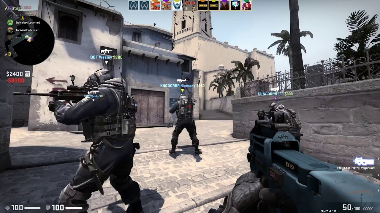 Enhance The Ranking By Using Csgoboost